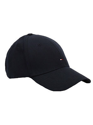 Tommy Hilfiger Cap Classic BB Navy Midnight Mens One Size 100% Genuine Brand New