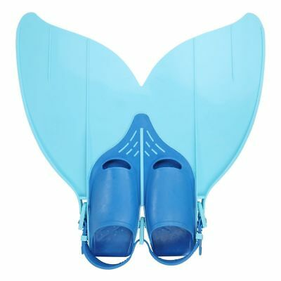 New Style Mermaid MONOFIN Toy Swimming Swim Pool Flippers AQUARIU For Child