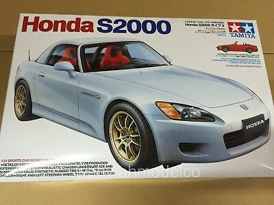 Tamiya 1/24 24245 Honda S2000 TYPE V from Japan Rare  (With Tracking Number).