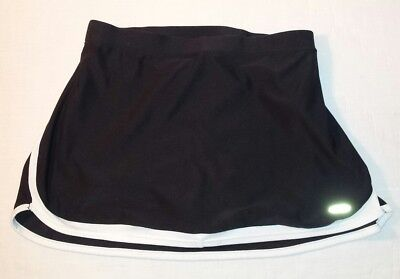 Champion Girl's L 10-12 Skort Liner Stretch Tennis Sports Workout Casual