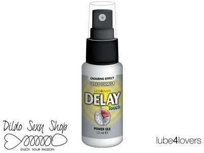Spray Ritardante Eiaculazone Precoce Delay Touch Spray 15 ml