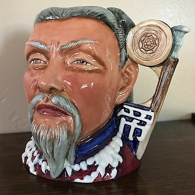 Royal Doulton Character Jug-The Mikado- RARE- 111/250 with Certificate