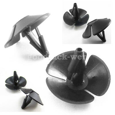 """Fits 1//4/"""" Hole 1-3//16/"""" Dia 15pcs #093 Jeep Hood Insulation Pad Retainer Clips"""