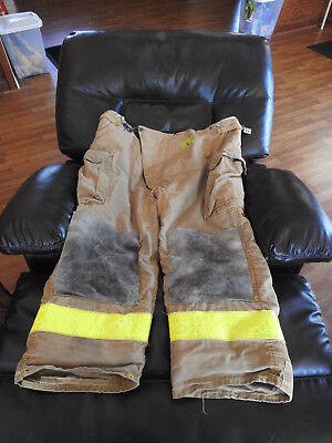Morning Pride Bunker Turnout Firefighter Pants 50W 30L