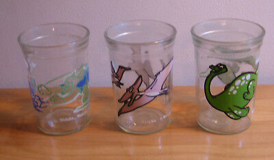 3 welches Small glasses/Jars