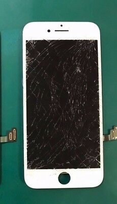 Apple iPhone 7 Plus OEM Cracked Screen - Good LCD and Good Digitizer/Touch.