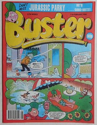 BUSTER COMIC - 11th February 1994