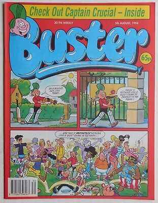 BUSTER COMIC - 5th August 1994