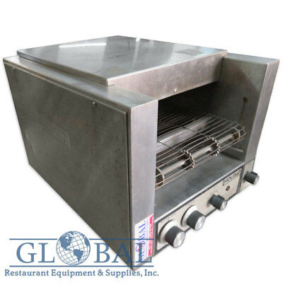 commercial conveyor toaster dct slice support