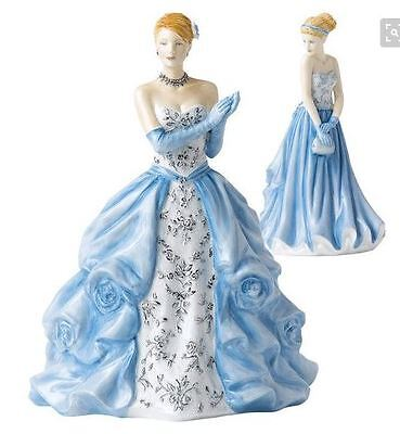 Royal Doulton Pretty Ladies Catherine 2013 Figure of Year with Kate HN 5586
