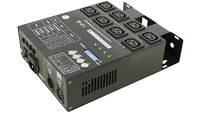 QTX DP4 4 Channel DMX dimmer pack NEW