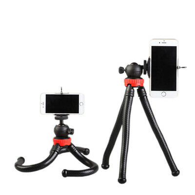Mini Portable Flexible Tripod With Phone Holder Octopus Tripods for Gopro Camera