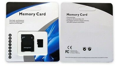 64GB Micro SD Memory Card SDXC SDHC TF Flash Class 10 For Android Camera Phone