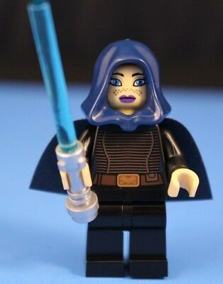 LEGO STAR WARS JEDI BLUE HOODS LORD OF THE RINGS WRAITH MINIFIGURES