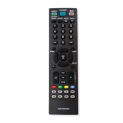 US New AKB73655802 Replaced Remote for LG TV 26LS3500 32LS3400 42LS3400 32CS460