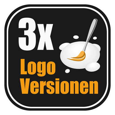 Logo-Design 3x Logoerstellung Firmenlogo Wappen-Design Grafiker Corporate-Design