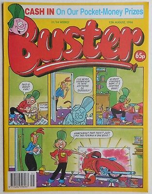 BUSTER COMIC - 12th August 1994