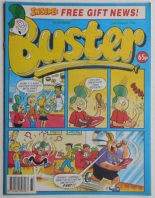 BUSTER COMIC - 26th August 1994