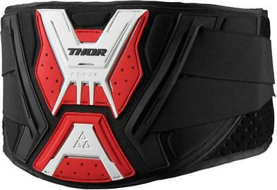 Thor Force Support Belt Black/red/white Small/medium