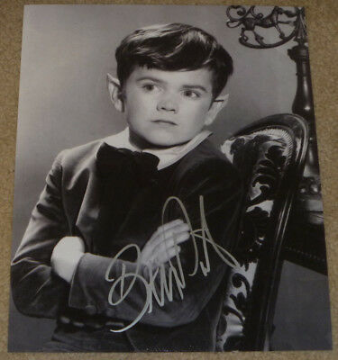 Butch Patrick Authentic Signed 8x10 Munsters Photo Autographed, Eddie