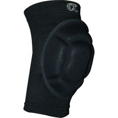 Cliff Keen | BK64Y | The Impact Knee Pad | YOUTH | Black Wrestling One Size