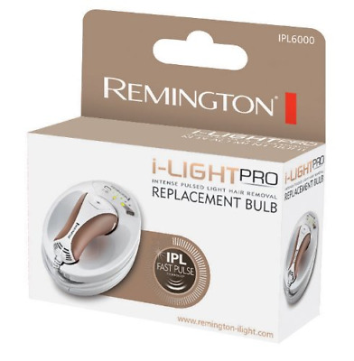 Remington Replacement Pulsed Light Bulb Brand New & Imported w/ Free UK Delivery