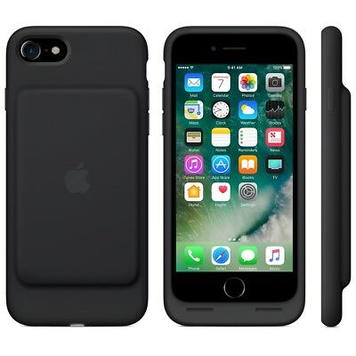 Brand NEW Apple iPhone 7 Smart Battery Case Factory Sealed Black