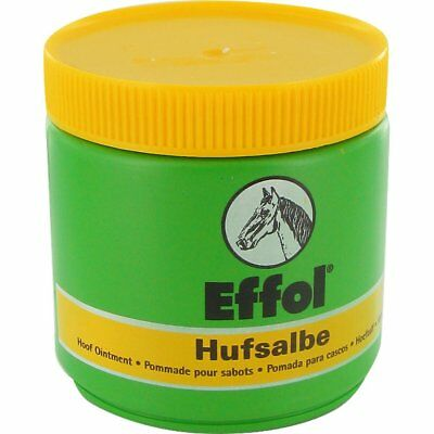 Effol Hoof Ointment 500ml Yellow - Horse Hoof Care