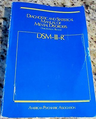 diagnostic and statistical manual of mental disorders dsm-5 definition