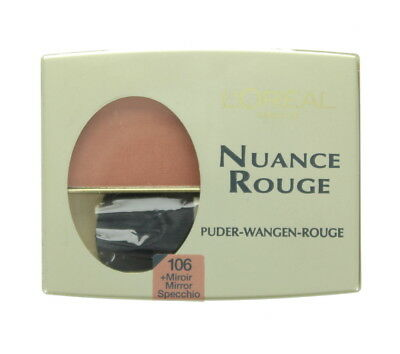 LOreal Nuance Rouge Powder Blusher