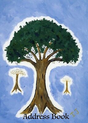 Address book Tree of Life Lessons