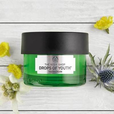 The Body Shop Drops-Of-Youth-Youth-Cream-50ml-RRP-22£-BRAND-NEW