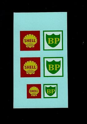 Dinky 944 Leyland Octopus Tanker Shell/bp Transfers/decals