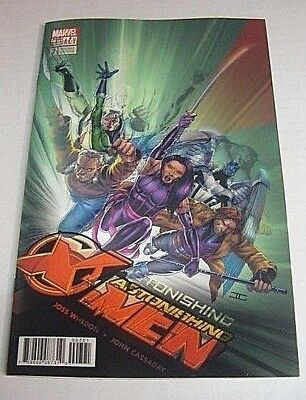 Astonishing X-Men #7 Marvel Legacy Homage To #1 3D Lenticular Cassaday Variant