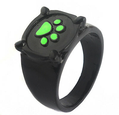Simil Anello Chat Noir Miraculous Carnevale Ladybug Bimbi Adulti Cosplay CHARING