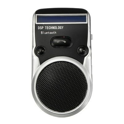 G3 Solar Powered-bluetooth Hands Free Car Kit Digtal LCD Speaker Cell Phone Dia