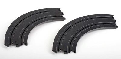 NEW AFX 9Inch 1/4R Curve Track - Pair from Mr Toys
