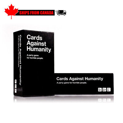Cards Against Humanity: Canadian Edition - Fun Adult Party Card Game