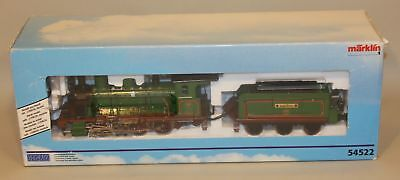 Marklin Czech Republic 1 Gauge Train Maxi Alter Fritz Steam Locomotive 54522