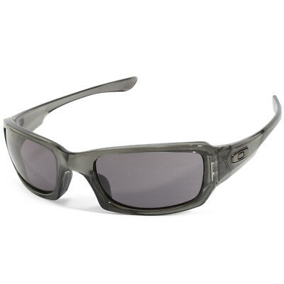Oakley Fives Squared OO9238-05 Grey Smoke/Warm Grey Unisex Sports Sunglasses