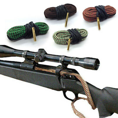 Rifle Bore Snake barrel cleaner  Boresnake cleaner cords All sizes available