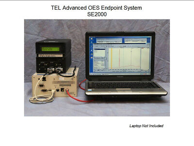 Tokyo Electron Limited (TEL) SE2000 Advanced OES Endpoint System