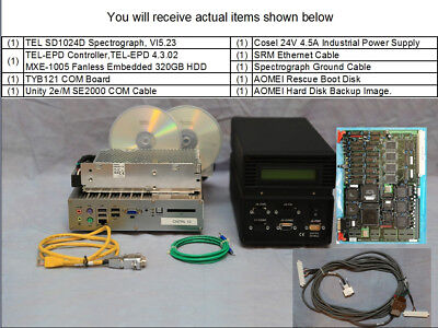 Tokyo Electron Limited (TEL) SE2000 Advanced OES Endpoint System for Unity 2e/M