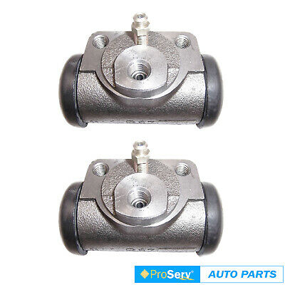 2 Rear wheel brake cylinders for Ford Falcon XA 4.9L 302 Clev 2V V8 2WD UTE 1972