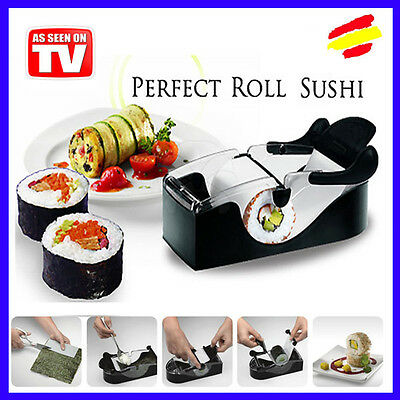 PERFECT ROLL SUSHI Maquina para hacer Rollitos de SUSHI  VISTO EN TV