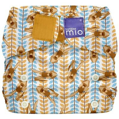 Bambino Mio Miosolo Reuseable All In One Nappy One Size