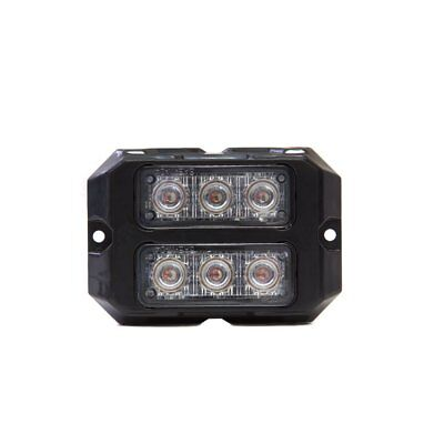 Emergency Strobe Lights 6 LED 26 Flashing Car Warning Caution Waterproof