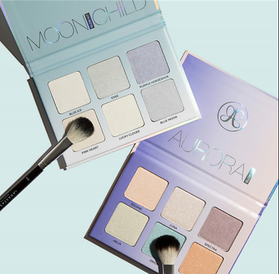 Anastasia Beverly Hills Glow Kit | SWEETS | MOONCHILD Highighter Palette