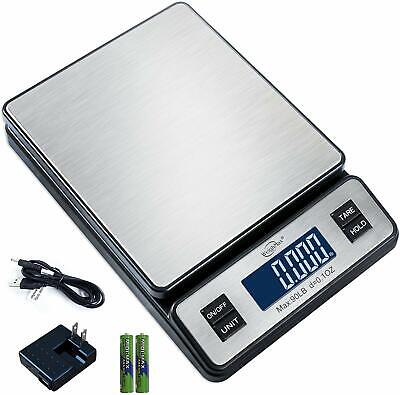 Digital Postal Scale Electronic Postage Scales Mail Letter Package USPS 75 lbs