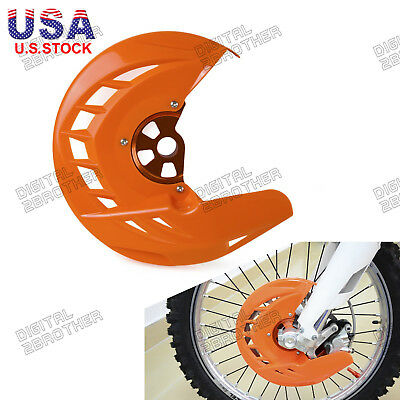 For EXC/EXC-F/SX/SX-F/XC/XC-F 125-530 X-Brake Front Brake Disc Cover w/ Mounting